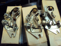 3 Lot Nos Delco Remy D106p Contact Sets Gm Chevy Pontiac Olds Buick Vett 1957-74