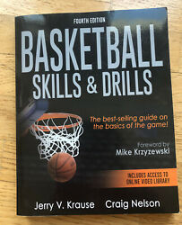 Basketball Skills And Drills Compact Disc Jerry V. Krause