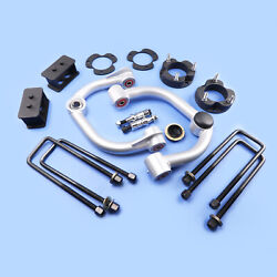 2009-2020 Ford F-150 2wd Front 3 Rear 3 Leveling Kit+uniball Control Arm Nylon