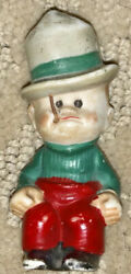 Early Antique German Bisque Comic Character Mickey Macguire Made In Germany