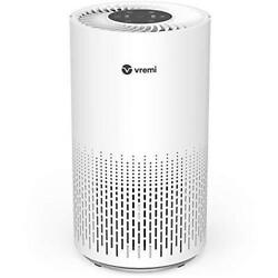 Vremi True HEPA Air Purifier for Large Rooms H13 Removes 99.97% Pollutants