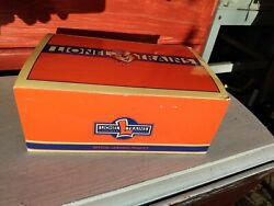 Lionel Trains Official Licensed Railroad Hand Car Tin Schylling 2000