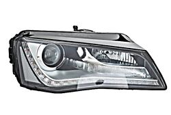Hella Headlight D1s Led Right For Audi A8 4h S8 1zt010192681
