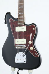 Used Fender Limited 60th Anniversary Classic Jazzmaster Black Guitar Duh397