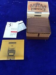 Shure Stylus V15 Type Ll Super Track With Wooden Box