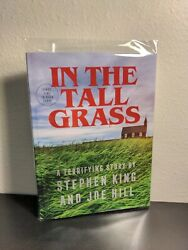 In The Tall Grass Stephen King Joe Hill Ibd Indie Bookstore Day Exclusive