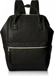 Anello Synthetic leather mini backpack SMALL RETRO AT B1212 Black $40.85