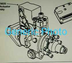 Stanadyne Diesel Db4627-5461 Fuel Injection Pump New Condition 3934422 / 05461
