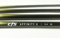 Cts 11and0390 3 Weight Affinity And039xand039 Fast Action Fly Blank Dark Golden Olive And039newand039