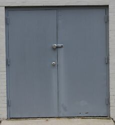 Shipping Container Cargo Container Conex Container Weld Doors Slab