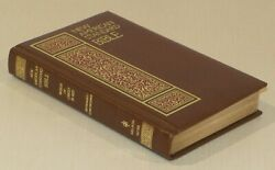 New American Standard Bible - Thomas Nelson 1977 -padded Cover 762 Br