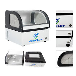 Greeloy 60w Dust Collector And Filter Dental Dust Collector Extractor Machine