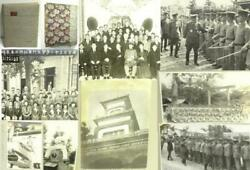 Imperial Japanese Army Childhood School Old Photo Album Military Antique Japan