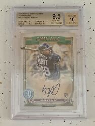 2020 Topps Gypsy Queen Rc Luis Robert Auto 9.5/10 Bgs Chicago White Sox