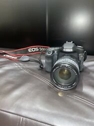 Canon Eos 50d 15.1mp Digital Slr Camera - Black Kit W/ Ef-s Is Usm 17-85mm And