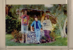 Loot Crate Exclusive Back To The Future Marty Mcflyandrsquos Fading Family Post Card