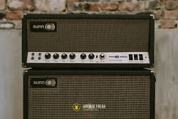 Sunn Solarus From 1968 With Tremolo And Reverb - Hot