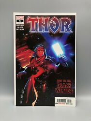 Thor 5 First Print Donny Cates First Appearance Black Winter Marvel 🔥hot🔥