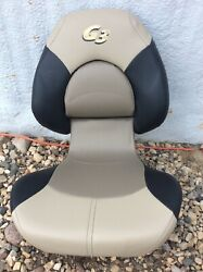 2019 Centric Ii Bass G3 Boat Seats Tan And Black