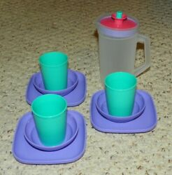 Tupperware / Tuppertoys Childrenand039s Mini Birthday Party - Replacement Parts