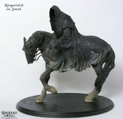 Sideshow Weta Ringwriath On Steed Lord Of The Rings Figure Statue Boxed