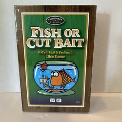 Fish Or Cut Bait Dice Game By Front Porch Classics Ages 8 +