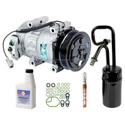 Oem Ac Compressor W/ A/c Repair Kit For Jeep Tj And Wrangler 1997 1998