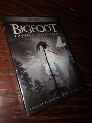 Bigfoot The Lost Coast Tapes Sealed New Dvd 2013