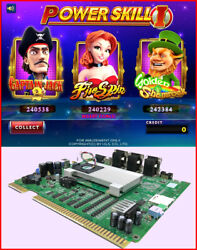 Power Skill I Nudge By Igs New Release Cherry Master Pog 8liner New Vga Pcb