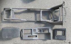 Center Console Convertible 1979-93 Mustang Gt Ford 5.0 87 89 90 1987 1993