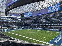 Chargers Vs Broncos 2 Or 4 Tickets Plaza Level Section 201 1/2/22 Season Seats