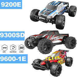 4wd Rc Cars High Speed Off Road Monster Trucks Remote Control Car Kids Toy Gift