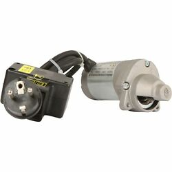New Starter For Toro Snowblower Snow Blower 230-volt 14-tooth Acqd154