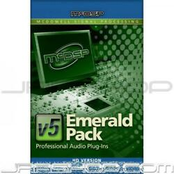 Mcdsp Upgrade Any 2 Unique Hd Plug-ins To Emerald Pack Hd Edelivery Jrr Shop