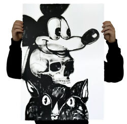 Popnk Editions Erik Foss American Classic 2020 Print Signed And Numbered New
