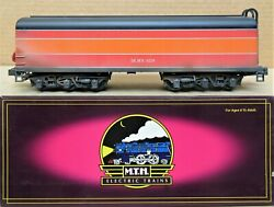Mth Premier 20-3037 Sp/southern Pacific Daylight Aux Tender O-gauge Weathered