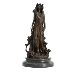 Bronze Aphrodite Statue Greek Goddess Of Love Beauty Passion And Procreation