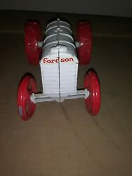 Fordson Tractor Diecast Metal 2983 Toy Rare Vintage
