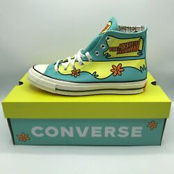 Converse Chuck All-star 70 Hi Mystery Machine Scooby Doo Shoes Menand039s 8.5 169072c