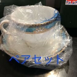 Wedgwood Curzon Cup Saucer Set Of 2 Tableware By Dhl From Japan