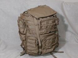 Tag Jumpable Recon Ruck Back Pack Tactical Assault Gear Coyote Malice Rhino Lbt