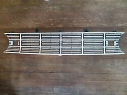 60 1960 Ford Falcon Nos Fomoco Radiator Grill Grille Oem Less Hardware