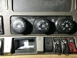 2017 Kenworth T680 Heater And Ac Temp Control 3 Knob 5 Button
