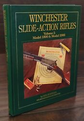 Winchester Slide Action Rifles Vol I Model 1890 And 1906 - Ned Schwing - Signed