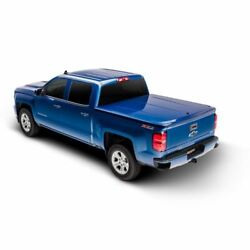Undercover Uc2166l-n6 Lux Tonneau Cover - Blue Lightning Effect For F-150 New