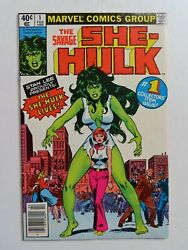 Savage She-hulk 1-25 Complete Series 1st Appearance Newsstand Avg Vf To Nm