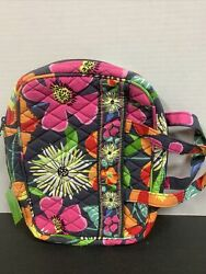 Vera Bradley Good Book Bible Cover In Retired Jazzy Blooms Pattern