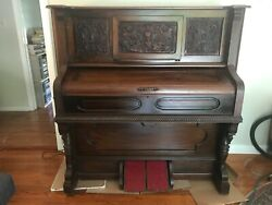 Wilcox And White Electrified Pump/reed Organ Circa 1890