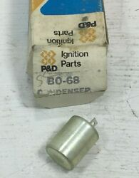 Bendix Bo-68 Pandd Ignition Parts Brand Condenser New Old Stock
