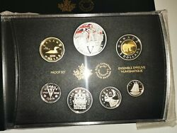 1945-2020 Royal Canadian Navy V-e Day 75 Special Edition Silver Dollar Proof Set